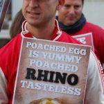 Rhino Day March