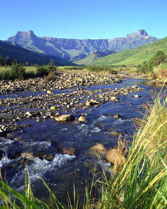 Go fishing in spectacular rivers