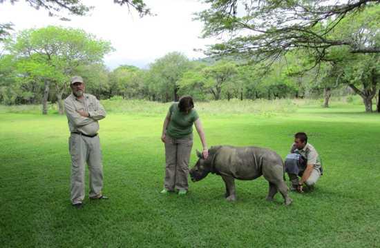 Thula Thula Game Reserve