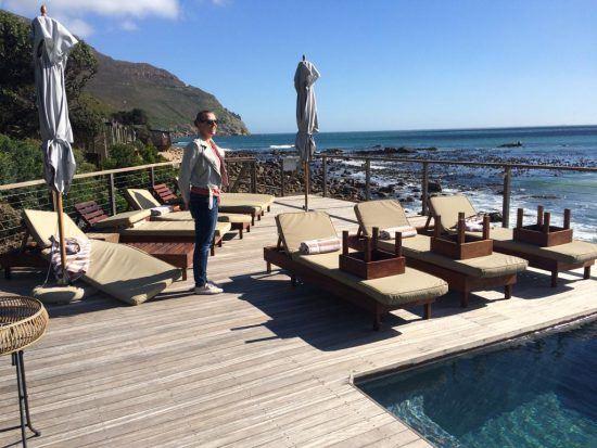 Ma visite à Tintswalo Atlantic