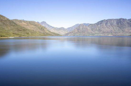 Kapstadt Wasserknappheit aktuell 2020: Berg River Dam voller Wasser