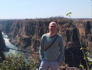Glen at Victoria Falls