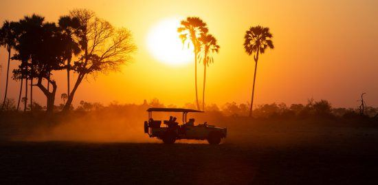 African sunsets are what dreams are made of
