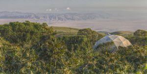 The glorious views from Highlands Safari Lodge in Tanzania